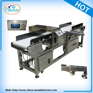 Tunnel Food Metal Detector for Barkey Biscuit Pasta Industry pictures & photos