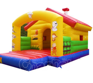 Commercial Nflatable Jumping Castle for Sale Chb133 pictures & photos