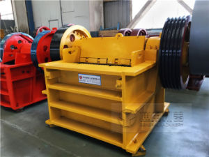 ISO9000 Small Jaw Crusher PE150X250 Portable Crushing Line pictures & photos