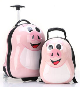 New Fashion Travel Bag Suitcase Luggage for Kids (HX-W3609) pictures & photos