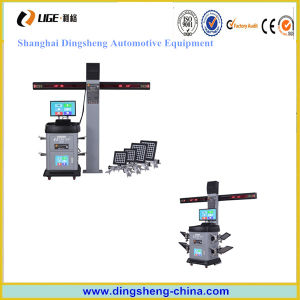 Double Screen Auto Ds1 Wheel Aligner for Sale