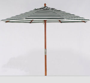 Wood Beach Umbrella with Various Style Available pictures & photos