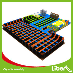 Indoor Jumping Trampoline Park for Sale pictures & photos