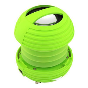 Hot Sale Hamburger Portable Mini Speaker pictures & photos