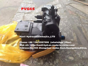 (PVG65) American Original Gear Hydraulic Piston Pump for Yuchai Excavator