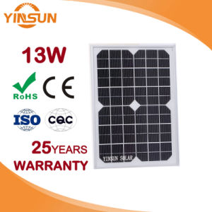 13W Solar Module for Solar Panel System pictures & photos