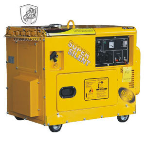 6kVA 15HP Super Silent Gasoline Generator pictures & photos