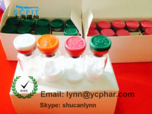 Purity White Prohormones Steroids Deslorelin Acetate for Peptide Drugs CAS 57773-65-5 pictures & photos