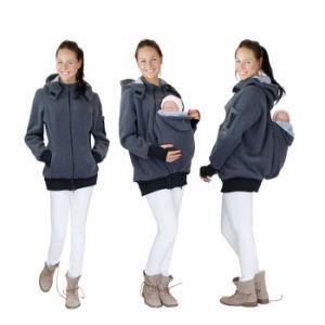 2016 New Brand Fancy Fleece Winter Custom Women Hoodie pictures & photos