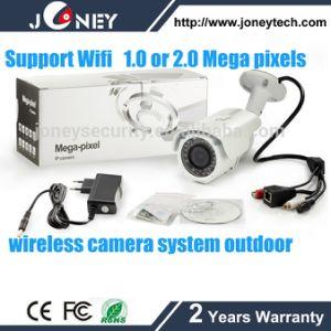 P2p IR Outdoor Bullet IP Security Camera 1080 Wireless H. 264 HD Waterproof WiFi Outdoor Camera pictures & photos