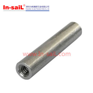 Long-Lenghed Round Stainless Steel Threaded Nut pictures & photos