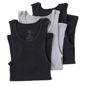 Great Quality Cheap Plain Children Clothes Boy Tank Top pictures & photos