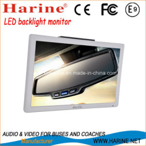 Hot Sale Car Parts Bus Car LCD Monitor pictures & photos