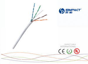 Network Cable UTP Cat 5e pictures & photos