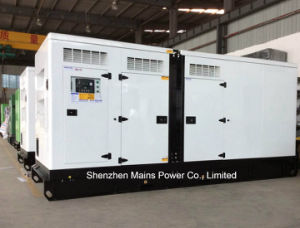 410kVA 328kw Standby Power Cummins Silent Type Diesel Generator Set pictures & photos
