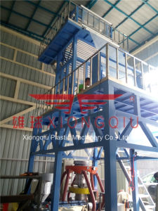 1700mm ABC Film Blowing Machine with Auto Winder and Rotary Air Ring pictures & photos