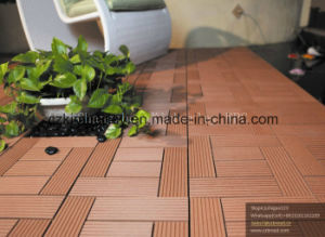 Environmental WPC DIY Decking Tile pictures & photos