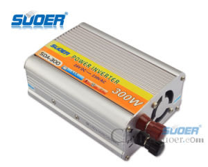 Suoer DC AC Inverter 24V Solar off Grid Power Inverter 300W (SDA-300B) pictures & photos