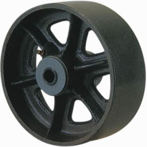 OEM Sand Casting Cast Iron Cast Wheels with Polishing pictures & photos