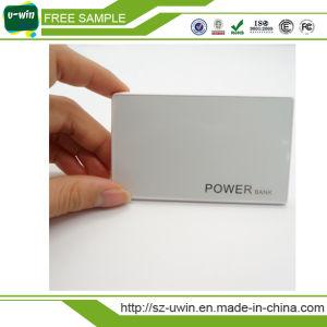 High Capacity Portable Solar Power Bank 4000mAh pictures & photos