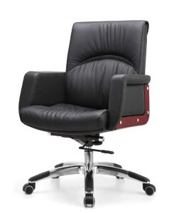 Hot Selling Economic Manager Leather Task Office Chair pictures & photos
