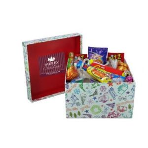 Craft Paper Candy Boxes for Christmas pictures & photos