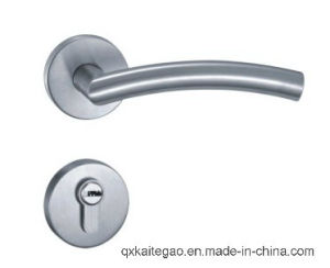 (SA-310) High Quality SUS304 Stainless Steel Level Handle with Lock pictures & photos
