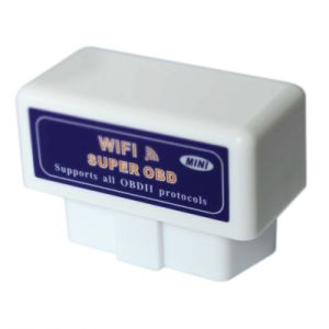 2016 WiFi Elm 327 OBD2 V1.5 Auto Diagnostic Tool Hot Selling