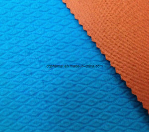 Year 2016 New Pattern Fabric Embossed Neoprene (STNB-051) pictures & photos