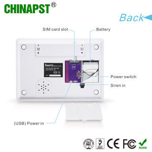 Smart APP RFID SMS Wireless Security GSM Alarm System (PST-G66B) pictures & photos