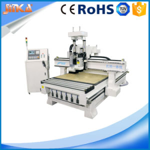 Panel Furniture CNC Machine with Cutting and Drilling pictures & photos