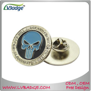 Custom Design Metal Soft Enamel Badge with Souvenir pictures & photos