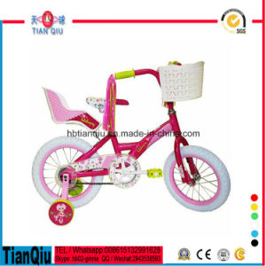 "Lovely 12""Children Bicycle with Training Wheel pictures & photos"