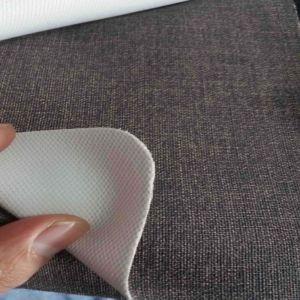 Elegant Linea PVC Leather for Sofa Furniture pictures & photos