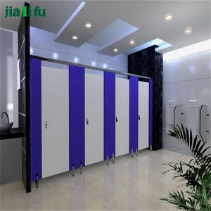 Jialifu Hot Sale Elaborate HPL Shower Room Cubicle pictures & photos
