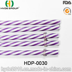 Colorful Hard PP Plastic Drinking Straw (HDP-0030) pictures & photos