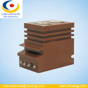 Current Transformer, 11kv Indoor Single-Phase Dry Type Epoxy Resin Type CT; 10~600/5; 0.2s/10p pictures & photos