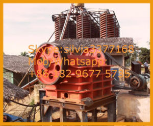 Durable Rock Stone Ore Jaw Crusher pictures & photos