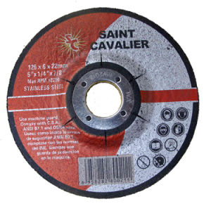 Abrasvie Cutting Wheel. Cutting Disc and Grinding Wheel, Grinding Disc for Metal/Inox pictures & photos