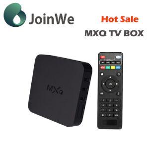Amlogic S805 Quad Core Mxq Ott TV Box pictures & photos