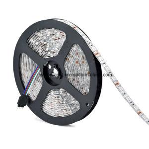 Epoxy Waterproof RGB Flexible LED Strip Light pictures & photos