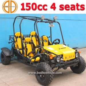 Bode New Kids 150cc 4 Seats Go Kart for Sale Factory Price pictures & photos