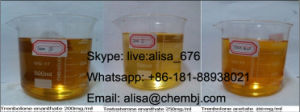 Muscel Buliding Steroid Source Testorapid Testosterone Propionate pictures & photos