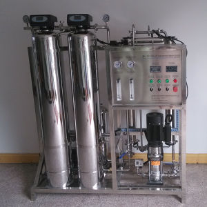 500L/H High Desalination Rate 98% Ce Approved RO Pure Water Making Machinery pictures & photos