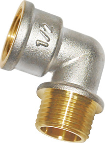 Brass Pipe Fittings (a. 7007) pictures & photos