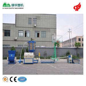EPS Foam Plastic Pelletizing Machine pictures & photos