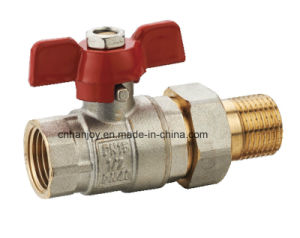 High Quality Brass Ball Valve with Union Connection (NV-1046) pictures & photos