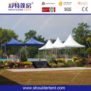 5X5m Outdoor Gazebo Tent for Exbition, Party and Event pictures & photos