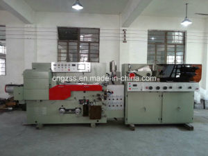 PLC Controlled 22kw 110m/Min. Filter Rod Forming Machine