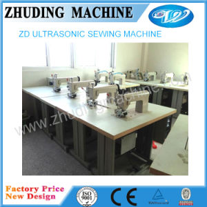 Ultrasonic Non Woven Bag Machine for Sale pictures & photos